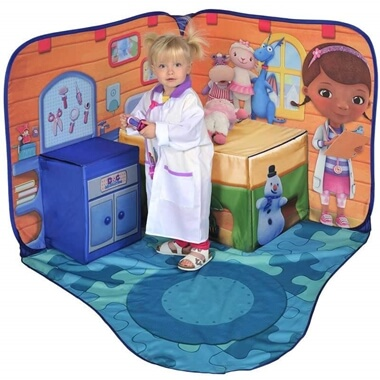 Doc McStuffins Playscape