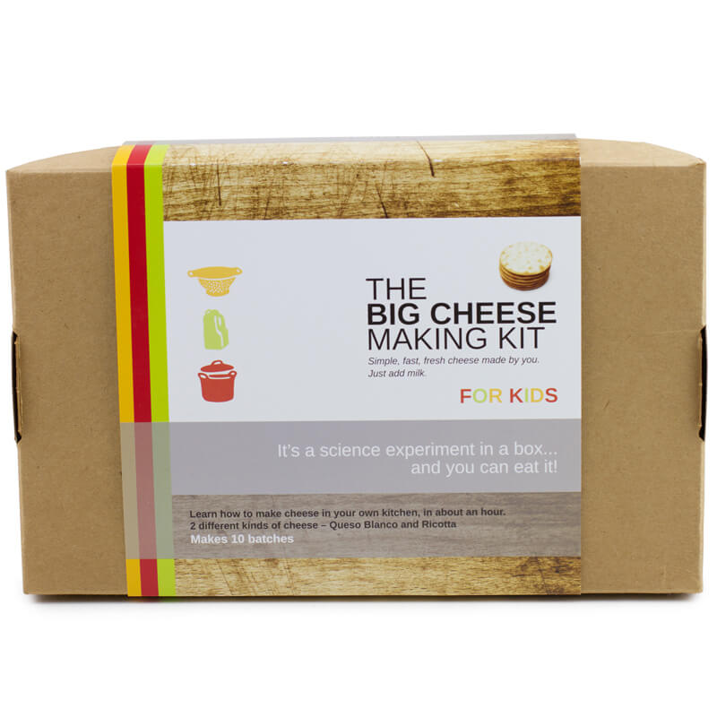 Cheese Making Kit For Kids