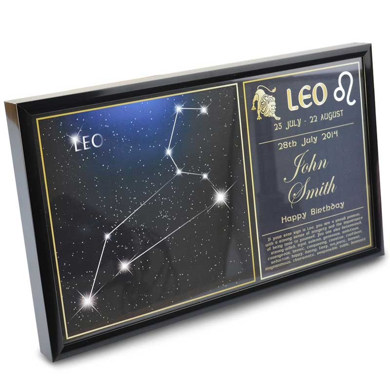 Personalised Star Sign