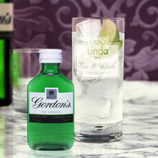 Personalised Gin O'Clock Set
