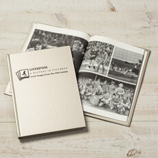 Personalised Pictorial Football Book