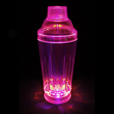 LED Light-Up Cocktail Shaker