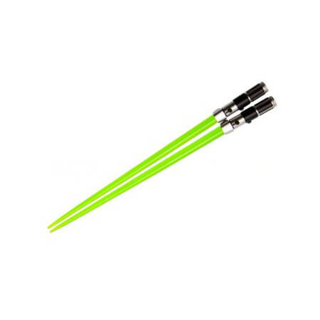 Star Wars Lightsaber Chop Sticks - Yoda