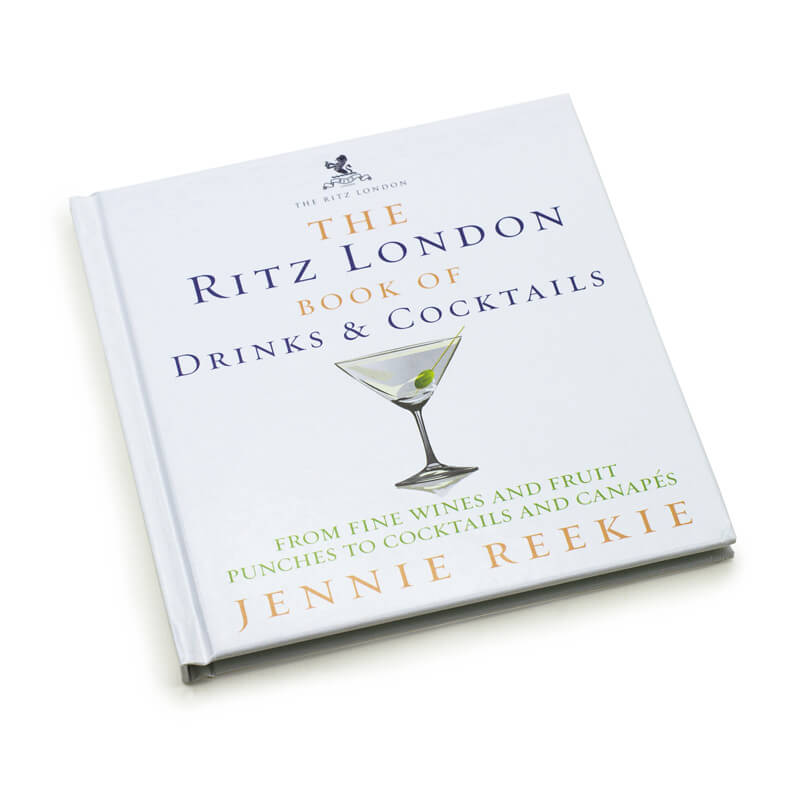 The Ritz London Book Of Drinks & Cocktails
