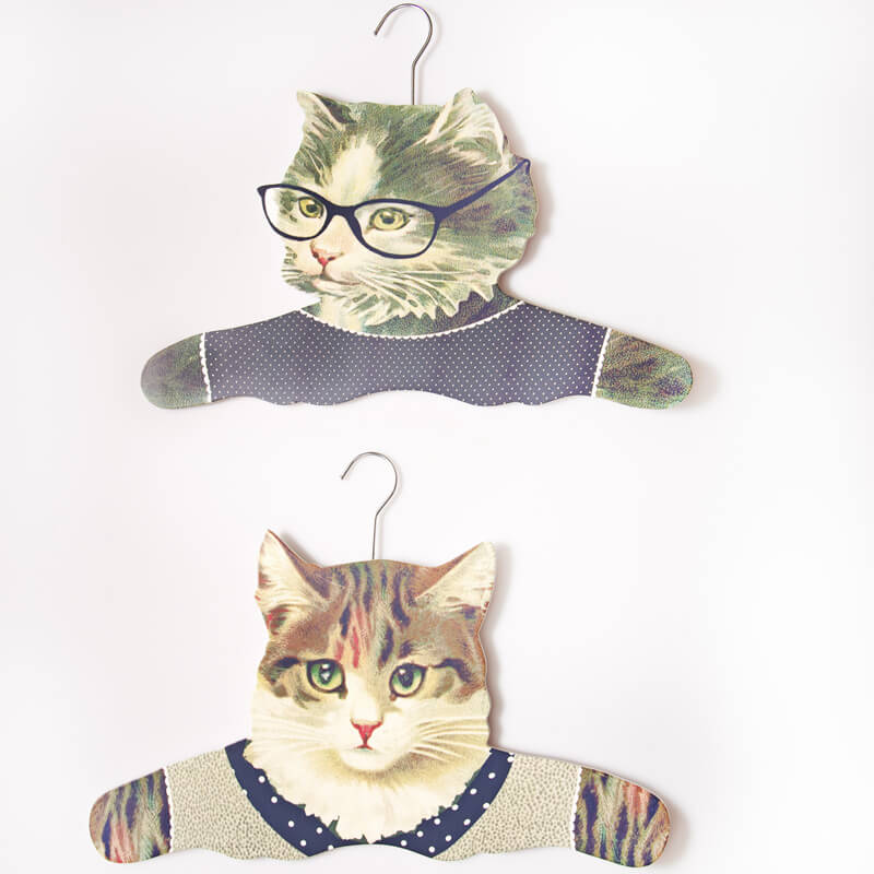 Cat Dress Up Hanger