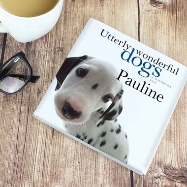 Personalised Utterly Wonderful Dogs Book