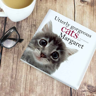 Personalised Utterly Gorgeous Cats Book