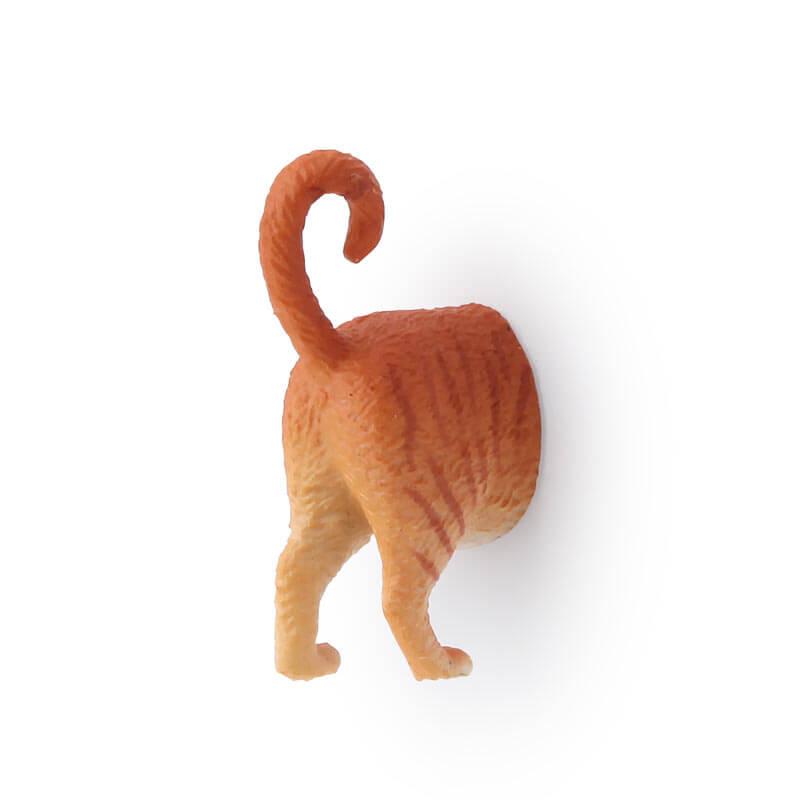 Cat Butt Magnets x 6