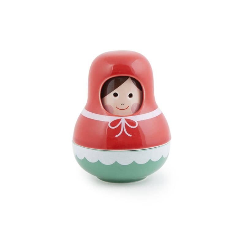 Red Riding Hood Salt & Pepper Set