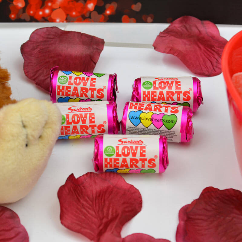 Personalised Be My Valentine Gift Box