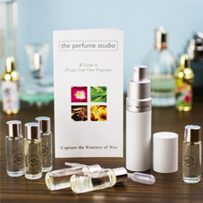 Design Your Own Perfume Set