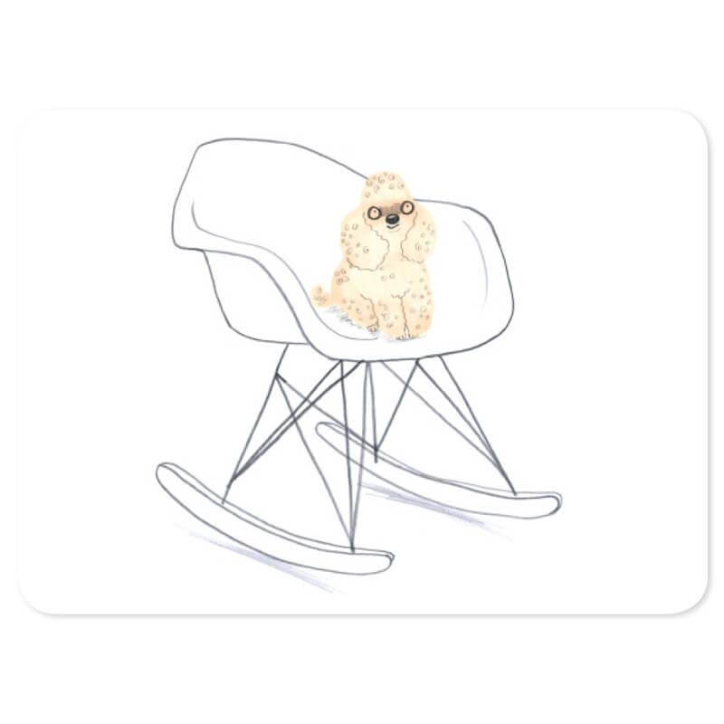 Sit! Dog Placemats