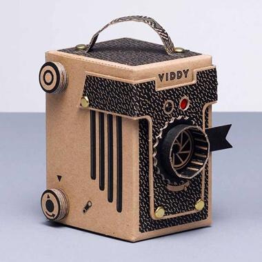 Viddy Pinhole Camera