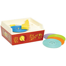 Fisher Price Classics - Record Player