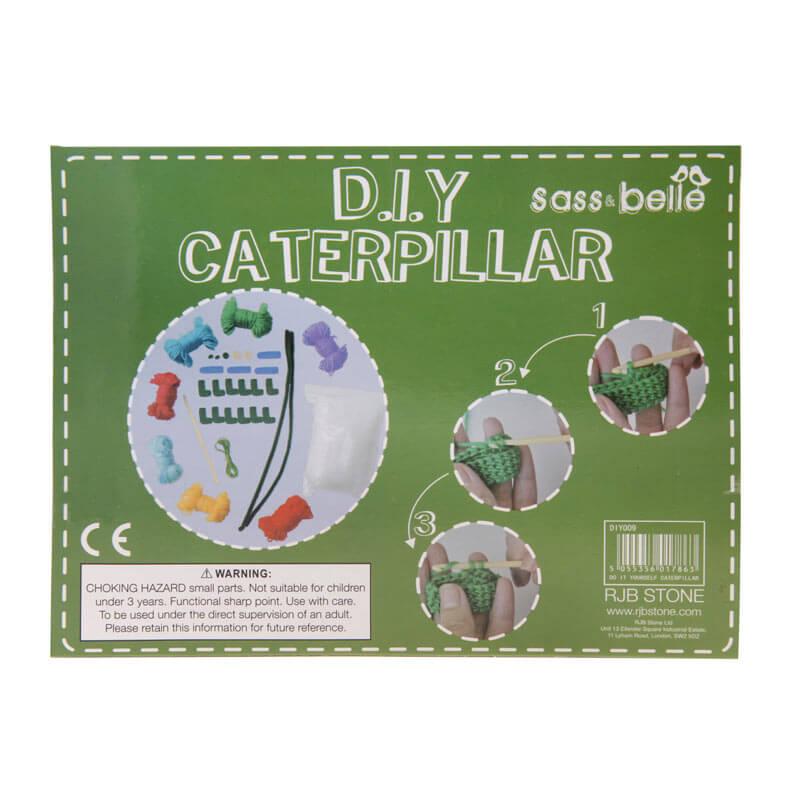Do It Yourself Caterpillar Kit