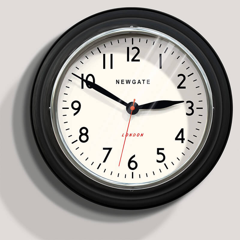 Newgate Clock - The Cookhouse