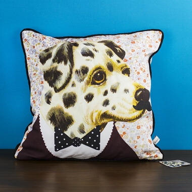 Dog Dress Up Cushion