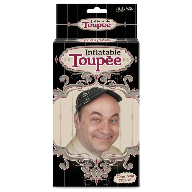 Inflatable Toupee