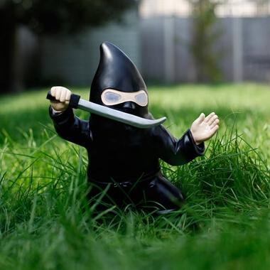 Ninja Gnome