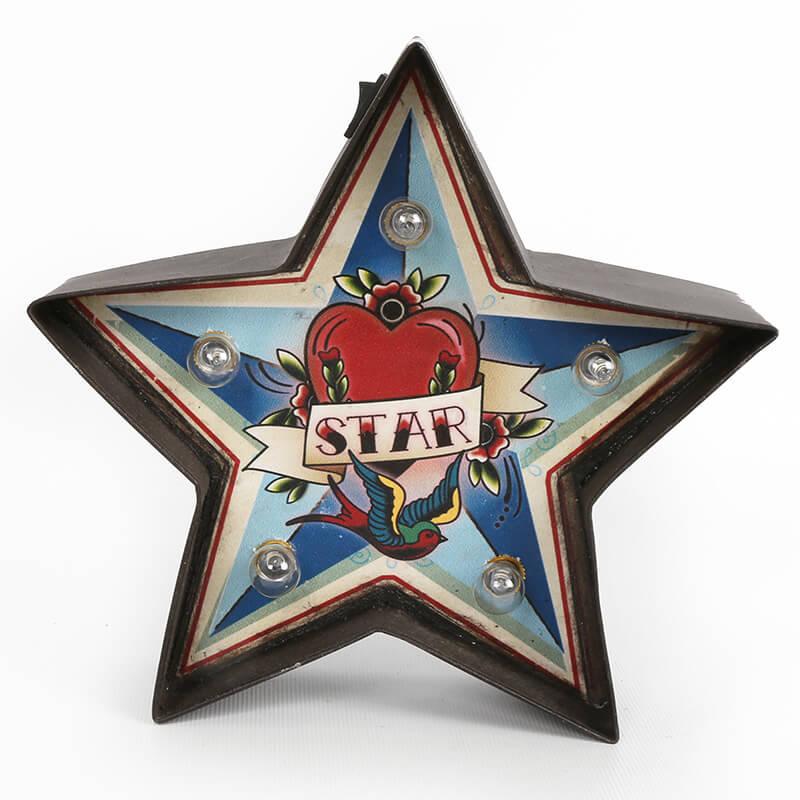 Carnival Light  Small Star
