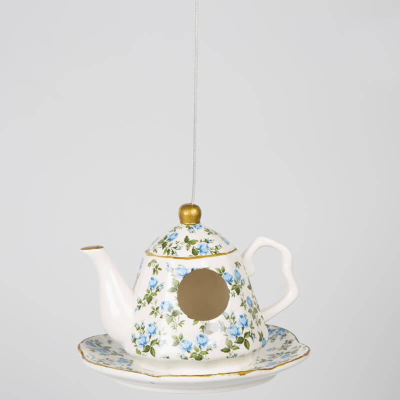 Teapot Bird Feeder