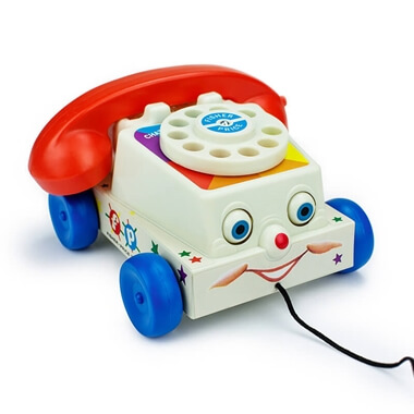 Fisher Price Classics - Chatter Telephone