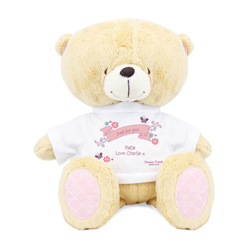 Personalised Forever Friends Bear