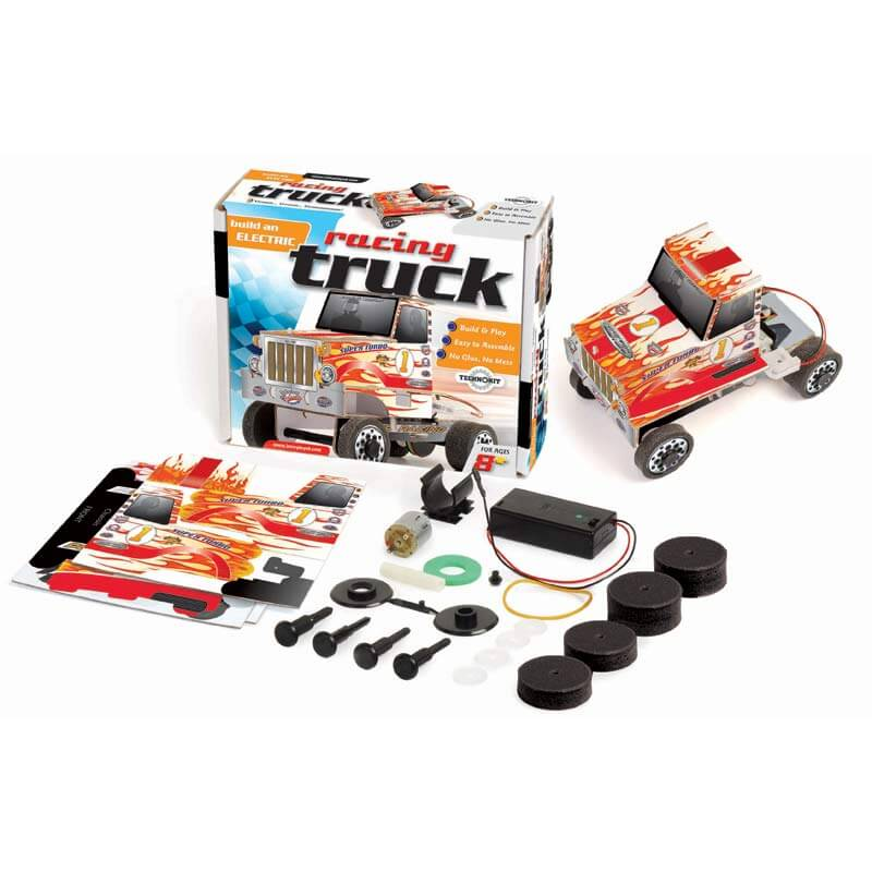 Build Your Own Racing Truck