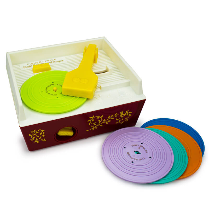 Fisher Price Classics - Record Player