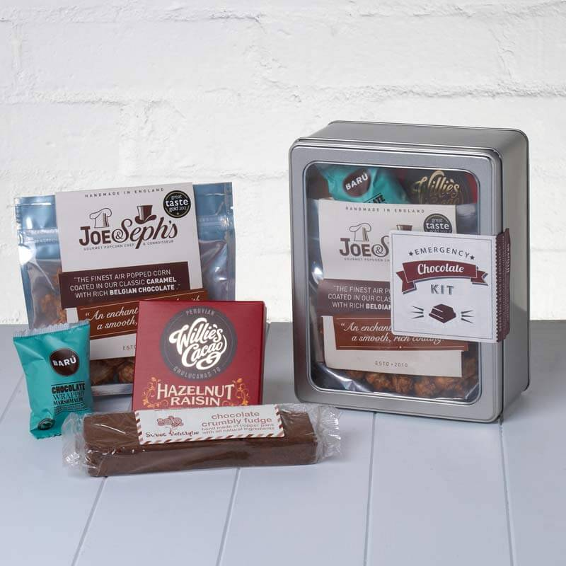 Emergency Chocolate Kit