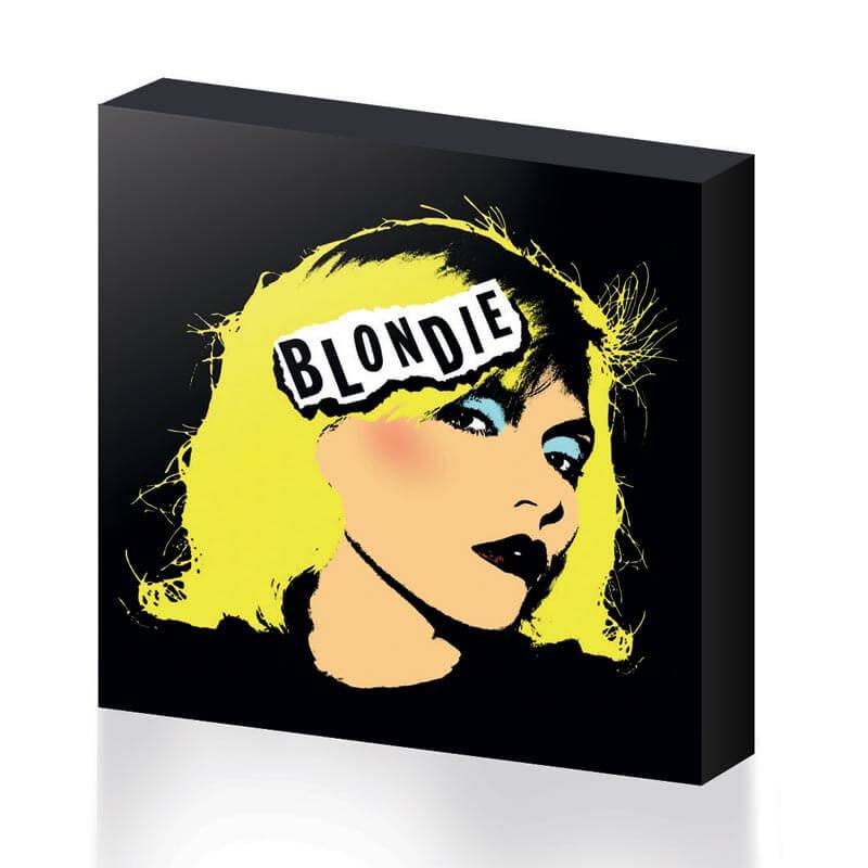 Blondie Canvas