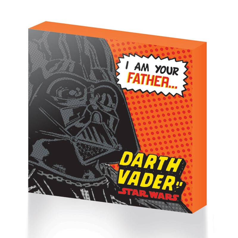 Star Wars - I Am Your Father Canvas
