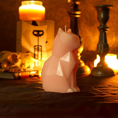 Pyro Pet Candle - Kisa