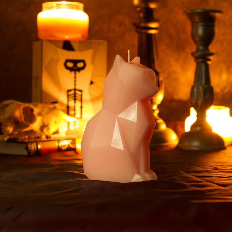 Pyro Pet Candle - Kisa
