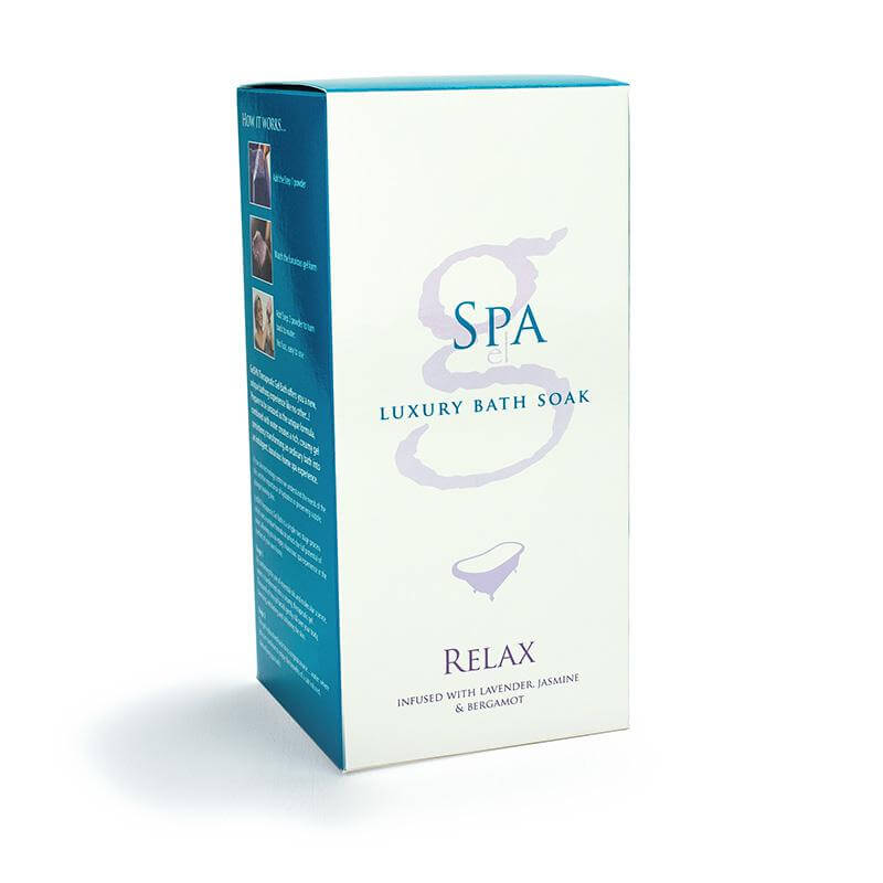 G Spa Bath Gel - Relax