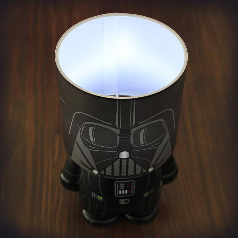 Darth Vader Look A Lite