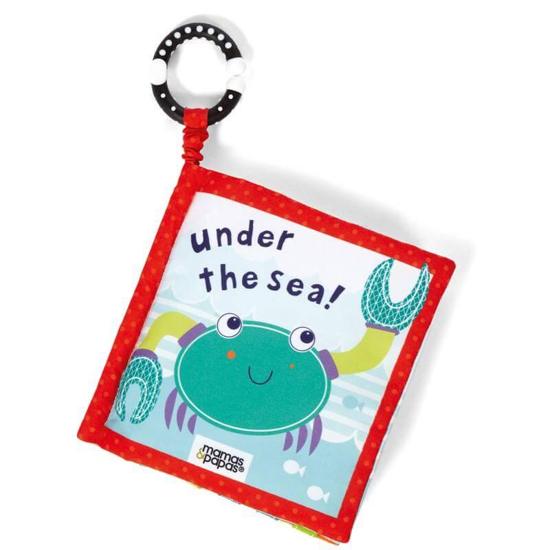 Mamas & Papas Under The Sea Soft Book
