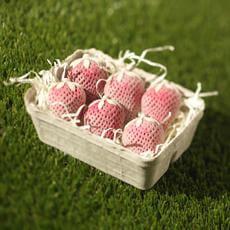 Chocolate Punnet Of Strawberries