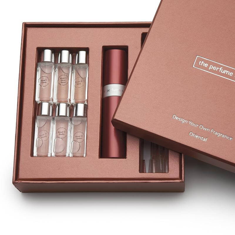 Design Your Own Perfume Set