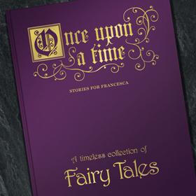 Deluxe Personalised Fairy Tale Book
