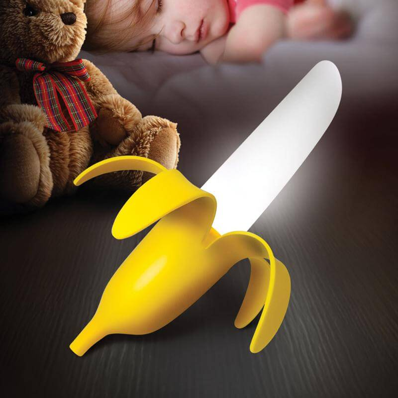Banana Night Light