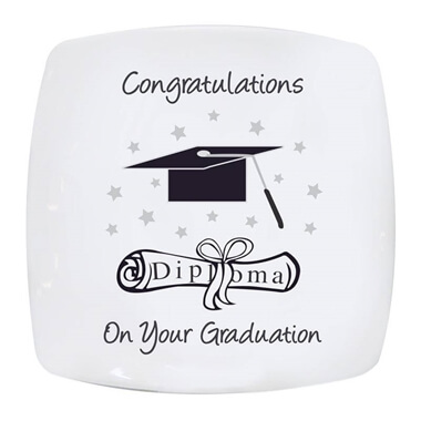Graduation Plate