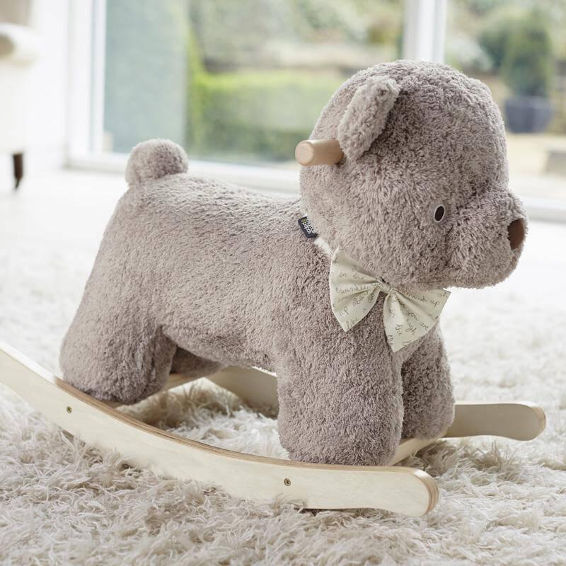 Rocking Bear - Boris