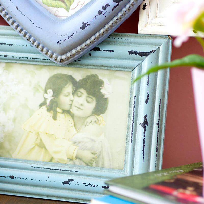 Delilah Heart Multi Photo Frame