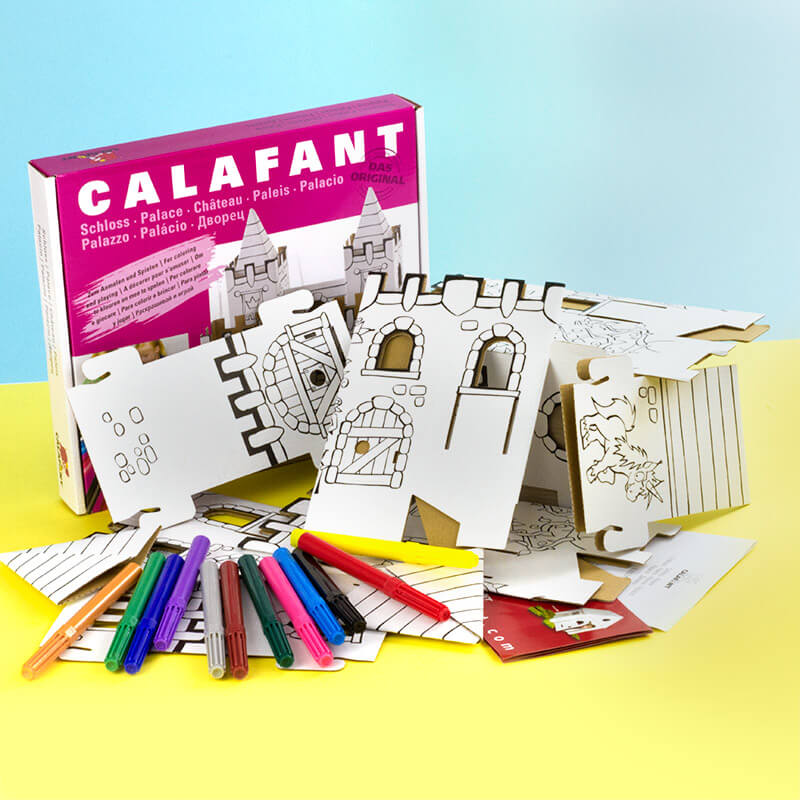 Colour Your Own Palace