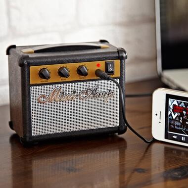 Mini Amp Speaker
