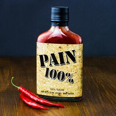 Pain 100% Chilli Sauce