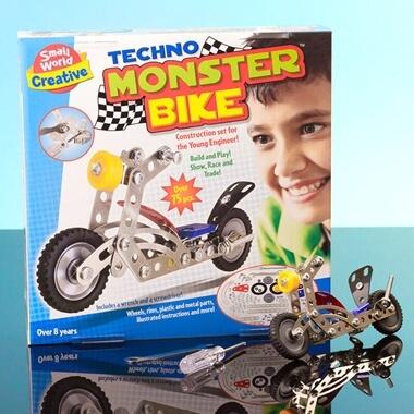Techno Monster Bike