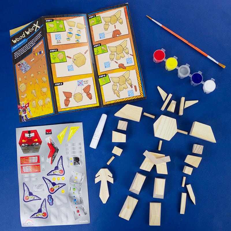 Make Your Own Robot Ranger Kit