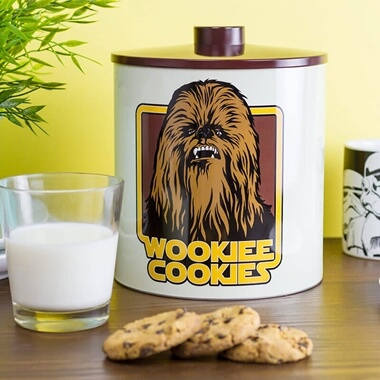 Wookie Biscuit Barrel